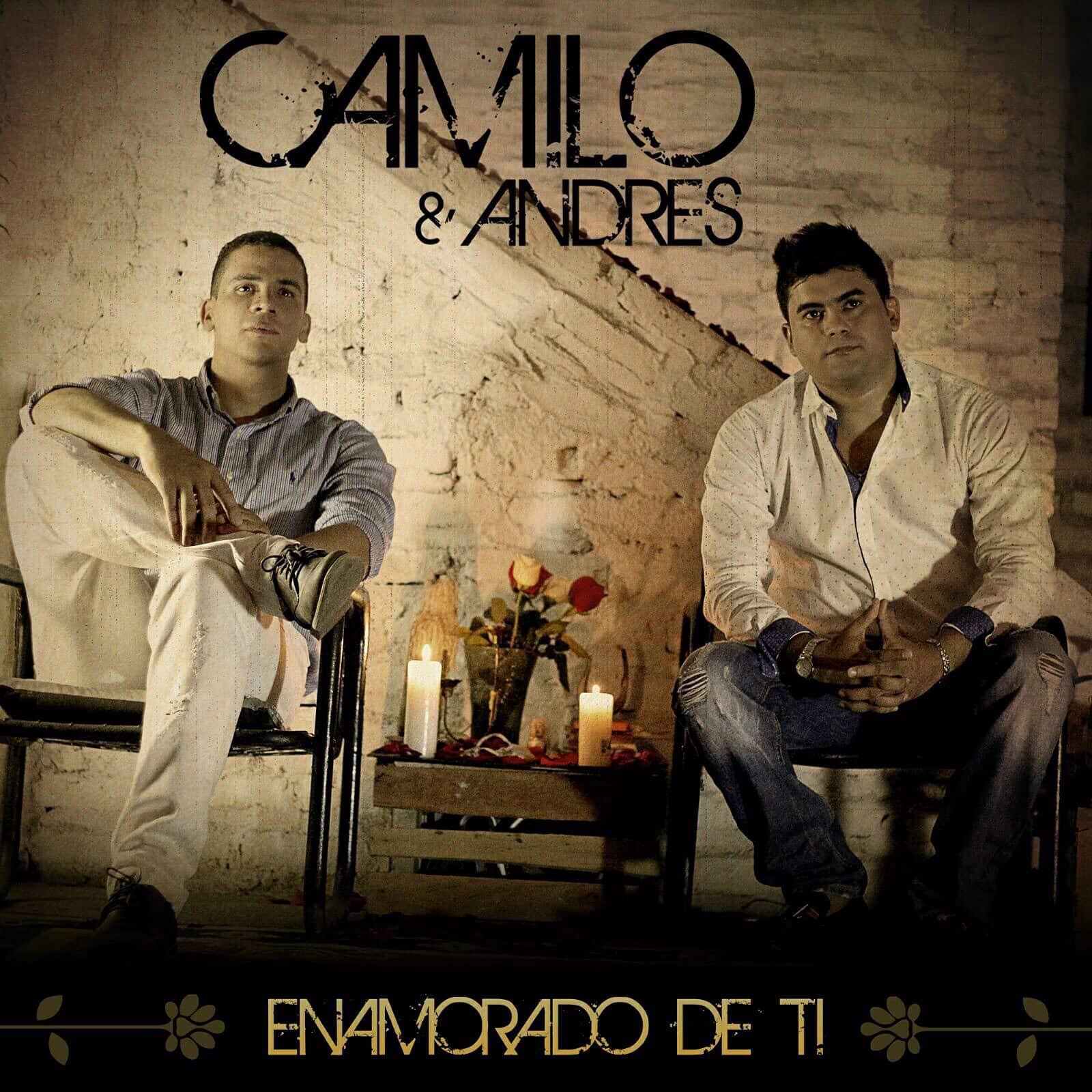 Camilo Bello y Andres Enamorado de ti Via @Vallenatoalcien