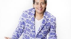 Orlando Liñán promociona su sencillo 'Te conquisto' en Bogotá