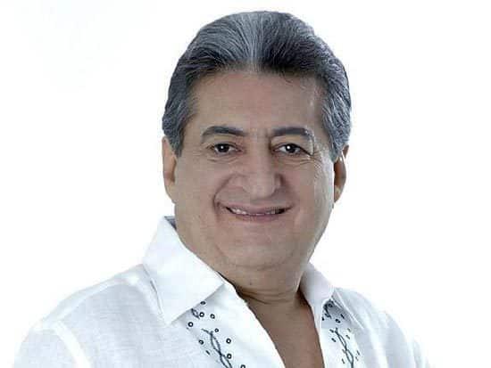 Jorge Oñate a grabacion