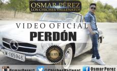 Osmar Perez hace el lanzamiento oficial de su vídeo Perdón