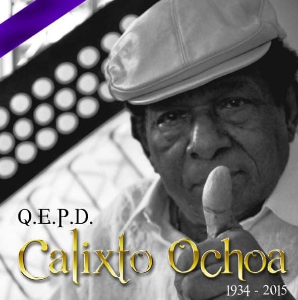 Diomedes Diaz,Calixto Ochoa,Vallenato