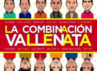Descarga el cd de La Combinación Vallenata 2015