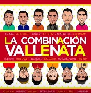 La combinación Vallenata 2015 via @Vallenatoalcien