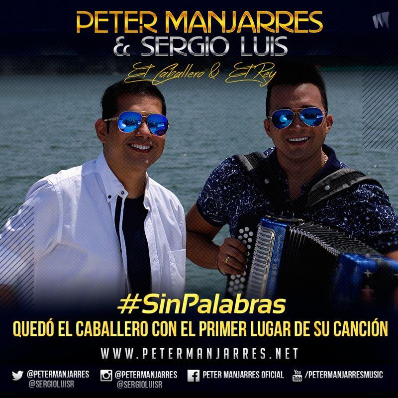 Peter Manjarres y Sergio