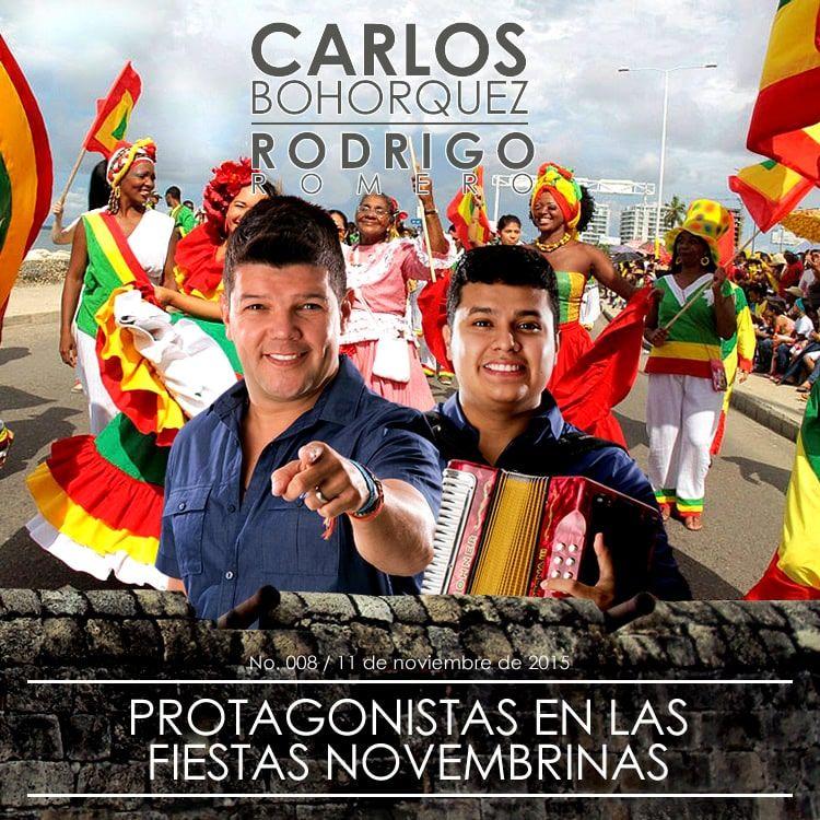 CARLOS BOHORQUEZ & RODRIGO ROMERO