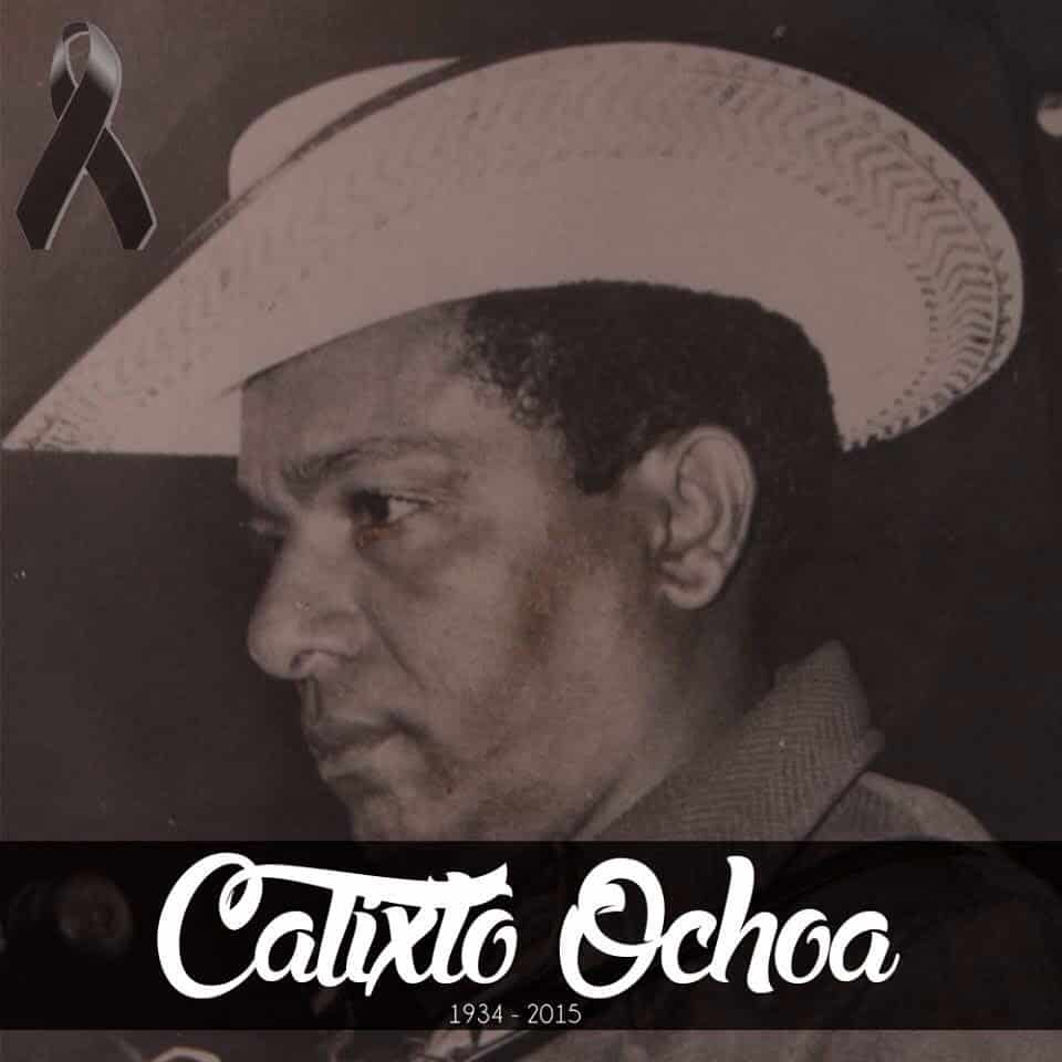 Kbto Zuleta & Javier Matta Lamentan El Fallecimiento De Calixto Ochoa