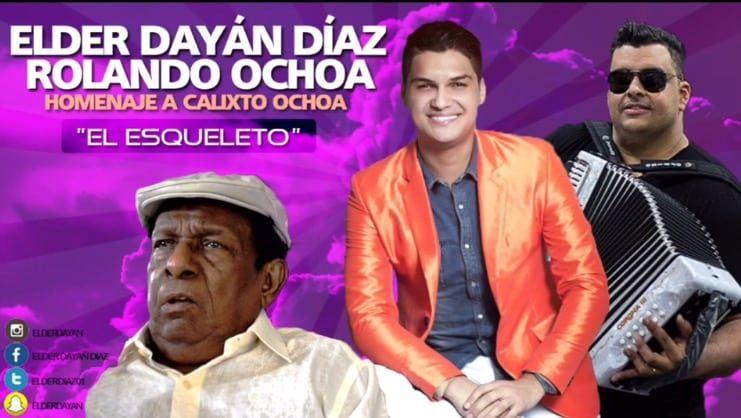 Homenaje a Calixto Ochoa