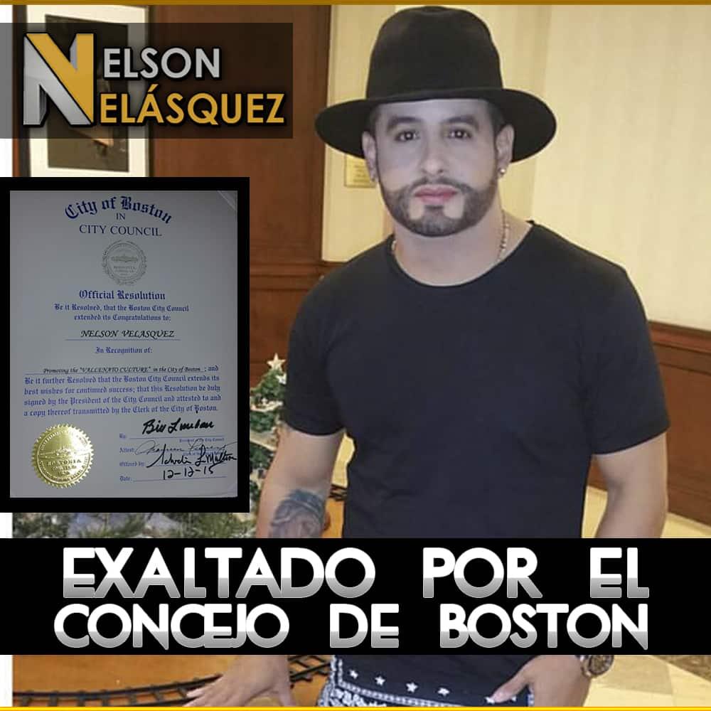 Nelson exaltado por el Consejo de Boston