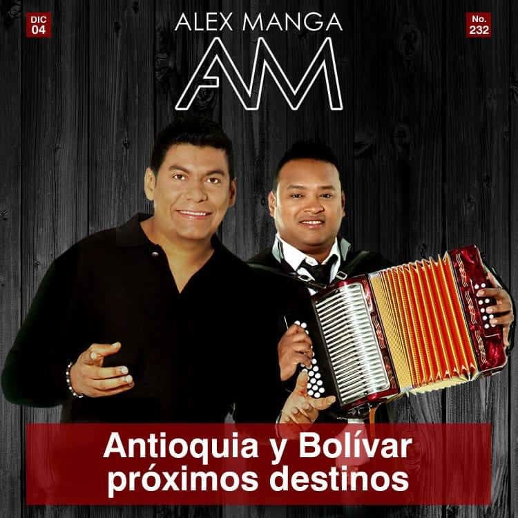 Alex Manga & Neno Beleño