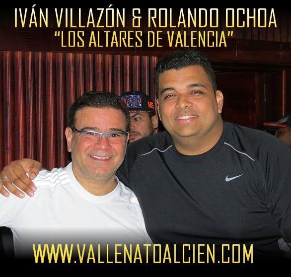 IVAN VILLAZON Y ROLANDO OCHOA
