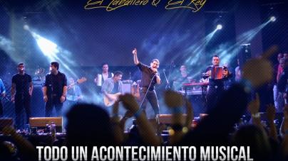 TODO UN ACONTECIMIENTO MUSICAL LA PRIMERA GIRA DE PETER MANJARRES & SERGIO LUIS