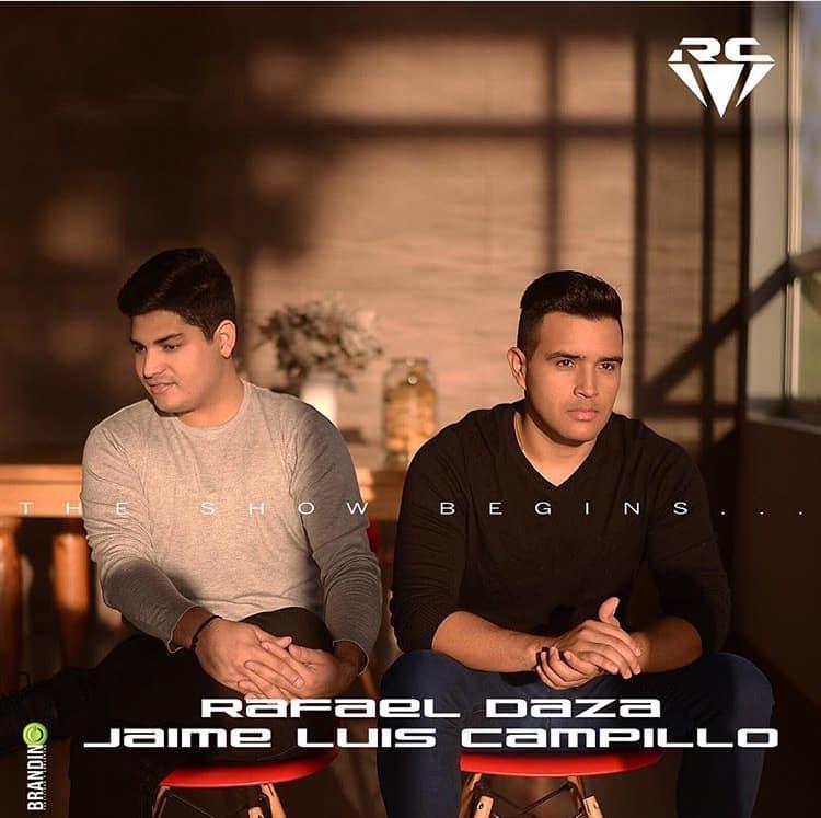 Rafael Daza y Jaime Luís Campillo, nueva unión del vallenato