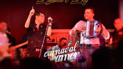 Peter Manjarrés & Sergio Luis artistas de carnaval, Amor y sabor
