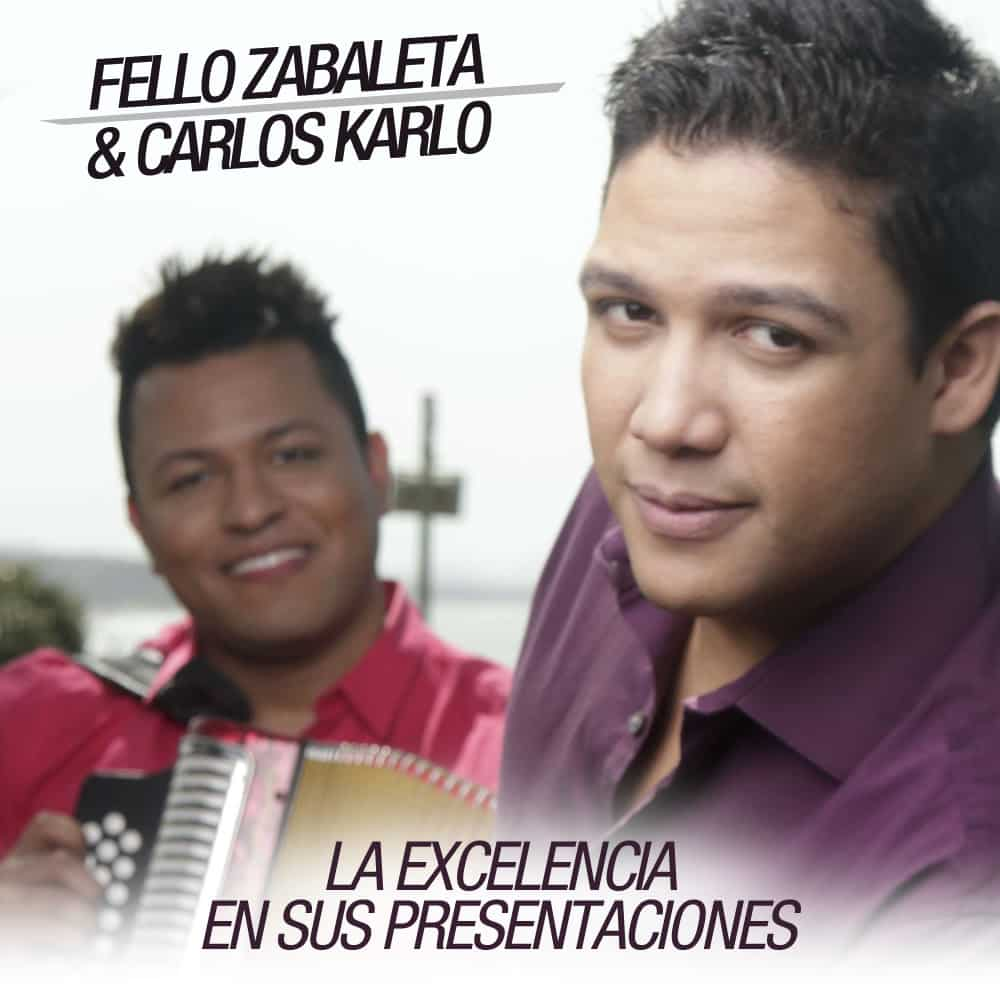 Fello Zabaleta & Carlos Karlo la excelencia en sus presentaciones