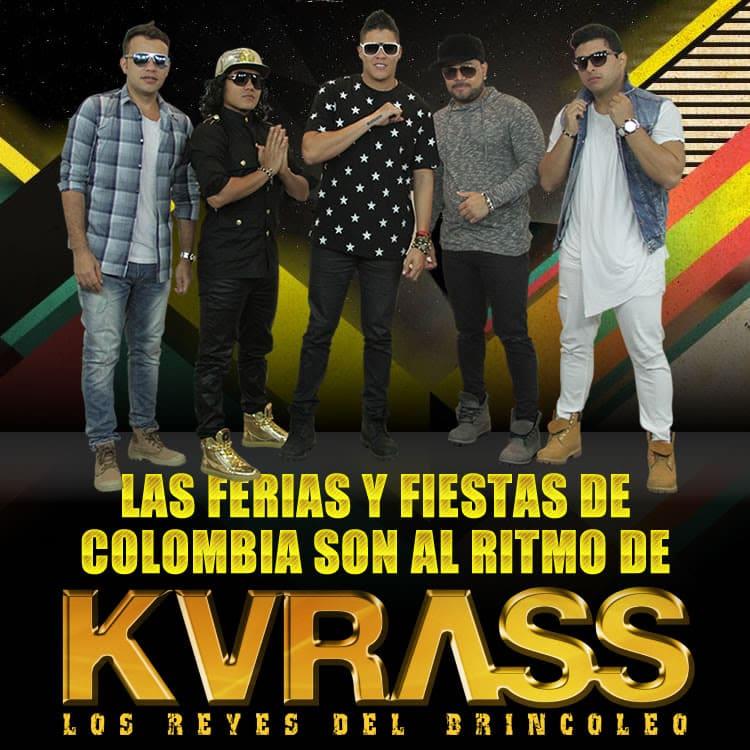 Las Ferias Y Fiestas De Colombia Son Al Ritmo De Kvrass