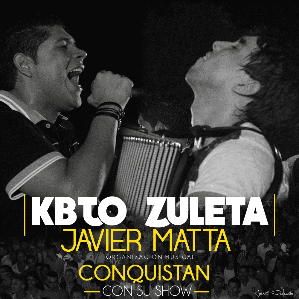 Kbto Zuleta & Javier Matta Conquistan Con Su Show