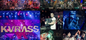 Grupo Kvrass Seguimos Conquistando A Colombia