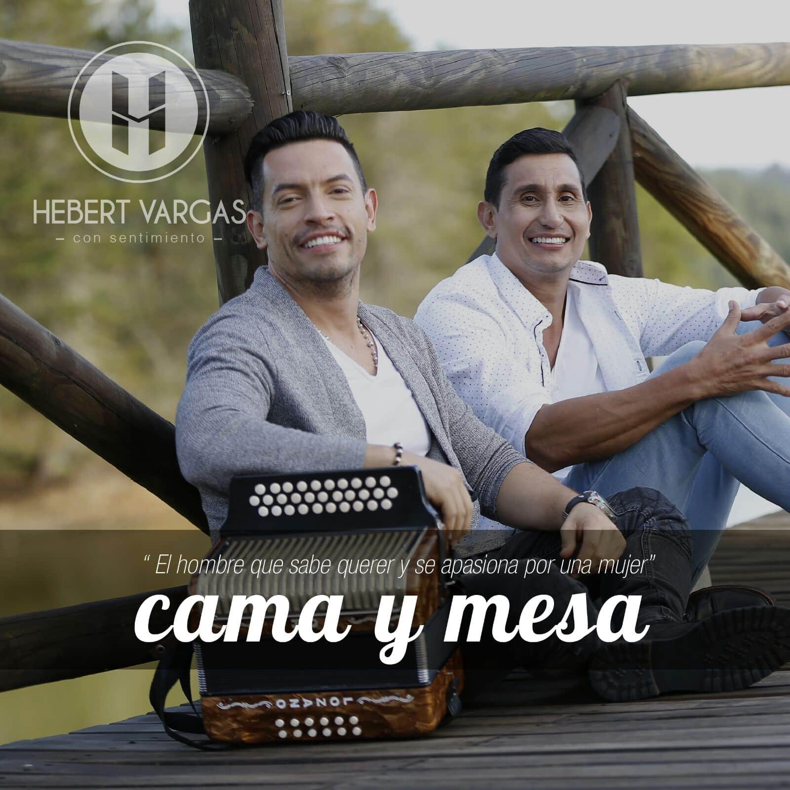 CAMA Y MESA - Hebert Vargas