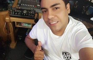Churo Diaz comienza a grabar
