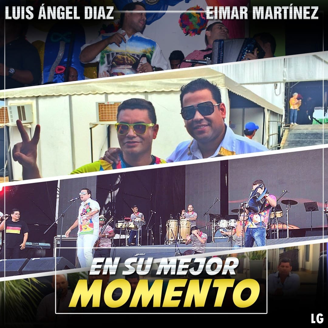LUIS ANGEL DÍAZ & EIMAR MARTÍNEZ EN SU MEJOR MOMENTO