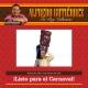 ¡ALFREDO GUTIÉRREZ listo para el Carnaval!