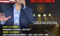 Jorge Celedón inicia gira musical por Estados Unidos
