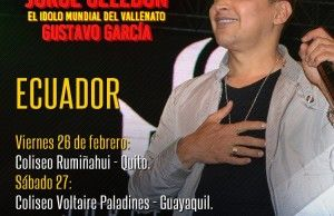 Jorge Celedón, el artista estelar del concierto 'Cuando los Acordeones lloran' en Quito y Guayaquil – Ecuador