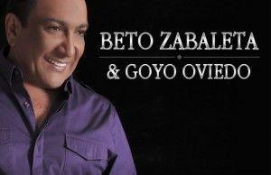 Beto Zabaleta y goyo Oviedo