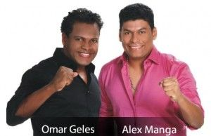 Omar Geles & Alex Manga