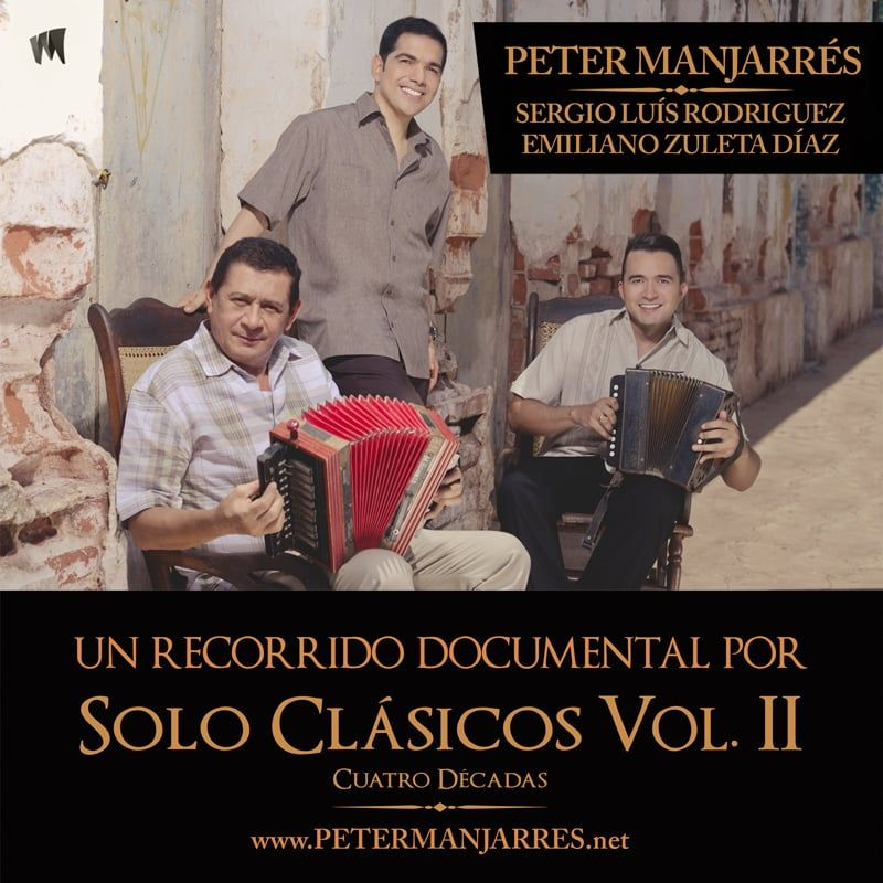 Documental de solo clásicos Vol 2 Peter Manjarres