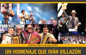Un homenaje que Iván Villazón nunca olvidará