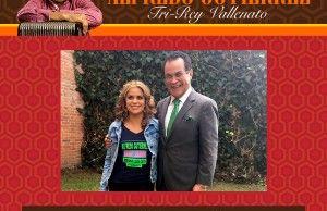 ALFREDO GUTIÉRREZ inició grabación con Adriana Lucia