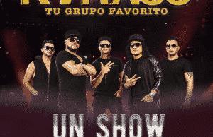 Grupo Kvrass Un Show Exitoso