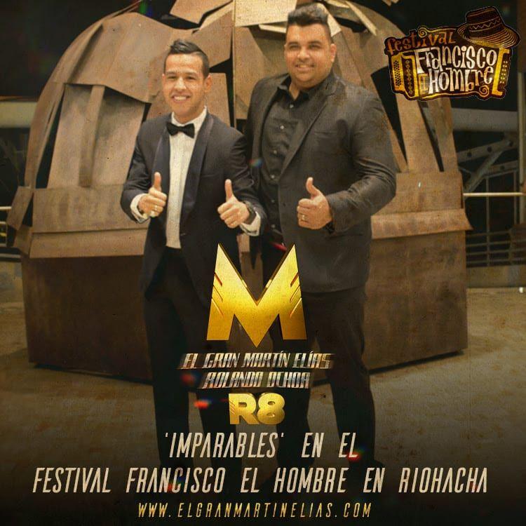Martín Elias & Rolando Ochoa