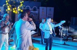 Jorge Celedon Recibio Triple de Oro en Ibague