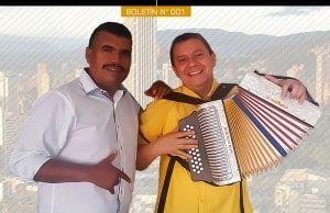 Amín Martínez & 'El Pangue' Maestre la nueva unión del Vallenato