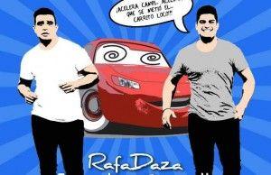 Carrito Loco Rafa Daza & Jaime Luis Campillo via @Vallenatoalcien