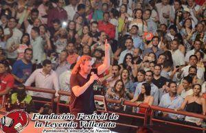 Mana cantó Vallenato junto a Carlos Vives en el Festival Vallenato