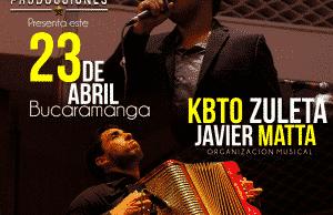 Kbto Zuleta + Javier Matta En El Concierto De Los Pesos Pesados