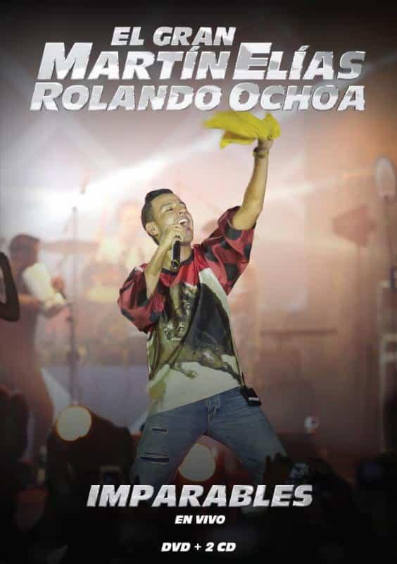 Vídeos: Martin Elías & Rolando Ochoa presentan Imparables en vivo
