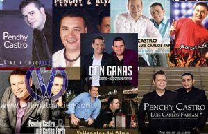 Discografia de Penchy Castro