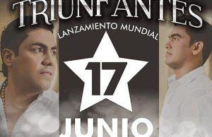 Triunfantes Churo Diaz y Elias Mendoza