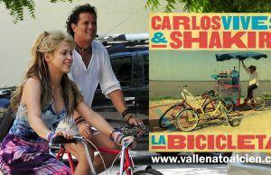 La bicicleta Carlos Vives ft Shakira via @Vallenatoalcien