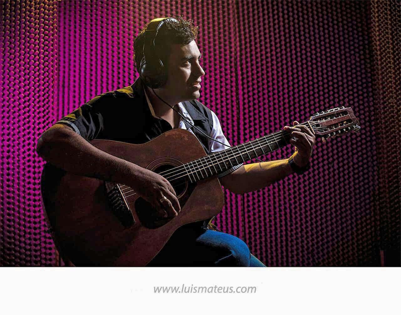 Luis Mateus presenta '20 Éxitos en Vivo' en DVD y CD