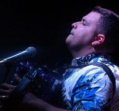 Rolando Ochoa en El festival Vallenato