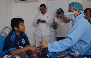 Silvestre Dangond, el médico que alentó a Marcos