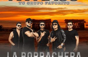 Grupo Kvrass La Borrachera Se Toma A La Guajira