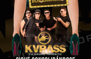 Grupo Kvrass La Borrachera Sigue Consolidándose En Colombia