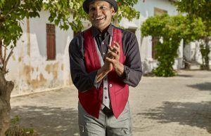 FArid Ortiz en el cumpleaños de Cartagena