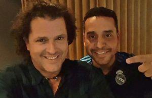 Cristian Camilo Peña, acompañará a Carlos Vives en Europa